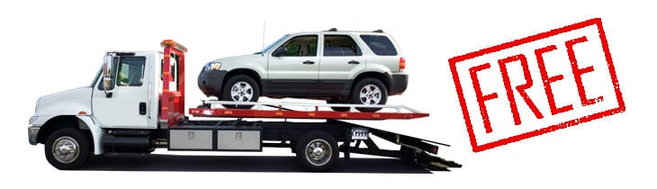 Free used car removals Brisbane